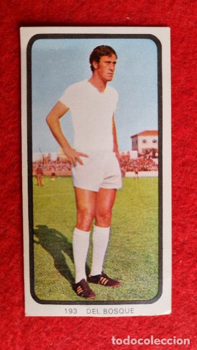 CROMO FUTBOL DEL BOSQUE 193 RUIZ ROMERO LIGA 1973 1974 73 74 NUEVO ORIGINAL CR17 (Coleccionismo Deportivo - Álbumes y Cromos de Deportes - Cromos de Fútbol)