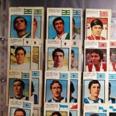 Cromos de Fútbol: LOTE DE 58 CROMOS FUTBOL ED. FHER TEMPORADA 71-72. Lote 261575150