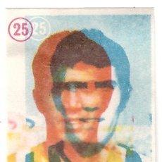 Cromos de Fútbol: ERROR ROGELIO (BETIS): CROMO Nº 25 DEL ALBUM DE FUTBOL TEMPORADA 1976-77, MATEO MIRETE - NUEVO. Lote 261624320
