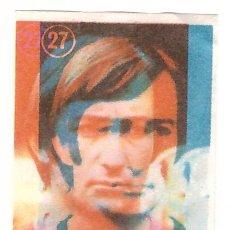 Cromos de Fútbol: ERROR COSTAS (BARCELONA): CROMO Nº 27 DEL ALBUM DE FUTBOL TEMPORADA 1976-77, MATEO MIRETE - NUEVO. Lote 261624340