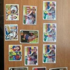 Cromos de Fútbol: CROMOS CRISTIANO RONALDO+MESSI+VARIADO. Lote 262173810