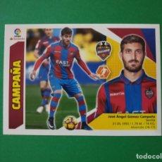 Cartes à collectionner de Football: 12 CAMPAÑA - LEVANTE - EDICIONES ESTE 2017-18 - 17/18 (NUEVO). Lote 146041346