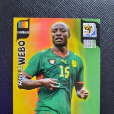 Cromos de Fútbol: CAMERUN CAMERUN ADRENALYN SOUTH AFRICA MUNDIAL SUDAFRICA 2010 CROMO FUTBOL 10 - A36 - PG19. Lote 262572885