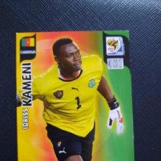 Cromos de Fútbol: KAMENI CAMERUN ADRENALYN SOUTH AFRICA MUNDIAL SUDAFRICA 2010 CROMO FUTBOL 10 - A36 - PG19. Lote 262574580