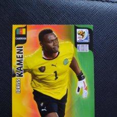 Cromos de Fútbol: KAMENI CAMERUN ADRENALYN SOUTH AFRICA MUNDIAL SUDAFRICA 2010 CROMO FUTBOL 10 - A36 - PG19 B. Lote 262574615