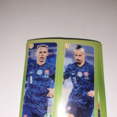 Cromos de Fútbol: CROMO UEFA EURO 2020 TOURNAMENT EDITION, PANINI, ONDREJ DUDA/MAREK HAMSÍK, Nº 488 A/B. Lote 276070078