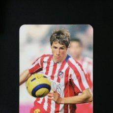 Cromos de Fútbol: #397 FERNANDO TORRES ATLETICO DE MADRID EL MEJOR MUNDICROMO 2005 2006 LIGA 05 06. Lote 262821855
