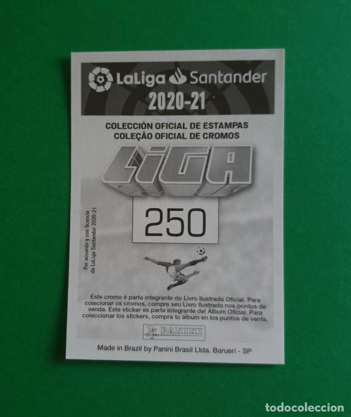 Cromos de Fútbol: 1 ZINEDINE ZIDANE (250 EDICIÓN BRASIL) - REAL MADRID - EDICIONES ESTE 20/21 (NUEVO) - Foto 2 - 262821875