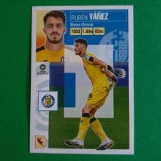 Cromos de Fútbol: 15 YAÑEZ (FICHAJE INVIERNO) NUEVA IMAGEN (176 ED. BRASIL) - GETAFE - EDICIONES ESTE 20/21 (NUEVO). Lote 262824770