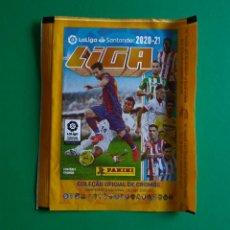 Cromos de Fútbol: SOBRE VACÍO DE CROMOS DE FÚTBOL EDICIONES ESTE 2020-21 (EDICIÓN BRASIL) - MODELO CROMOS - 20/21. Lote 262825230