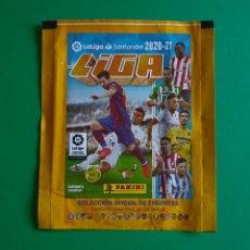 Cromos de Fútbol: SOBRE VACÍO DE CROMOS DE FÚTBOL EDICIONES ESTE 2020-21 (EDICIÓN BRASIL) - MODELO FIGURITAS - 20/21. Lote 262825280