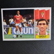 Cromos de Fútbol: CAMPELLO MURCIA ESTE 1986 1987 CROMO LIGA FUTBOL 86 87 - DESPEGADO - 1897 BAJA. Lote 262907115