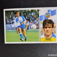 Cromos de Fútbol: SAURA SABADELL ESTE 1986 1987 CROMO LIGA FUTBOL 86 87 - DESPEGADO - 1909. Lote 262908360