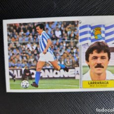Cromos de Fútbol: LARRAÑAGA REAL SOCIEDAD ESTE 1986 1987 CROMO LIGA FUTBOL 86 87 - DESPEGADO - 1910. Lote 262908395