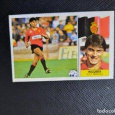 Cromos de Fútbol: HIGUERA MALLORCA ESTE 1986 1987 CROMO LIGA FUTBOL 86 87 - DESPEGADO - 1912. Lote 262908545