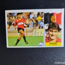 Cromos de Fútbol: HIGUERA MALLORCA ESTE 1986 1987 CROMO LIGA FUTBOL 86 87 - DESPEGADO - 1915. Lote 262908590