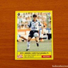 Cromos de Fútbol: MÉRIDA - 211 ÁNGEL LUIS - DIARIO AS 1995-1996, 95-96 - NUNCA PEGADO. Lote 262918085