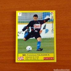 Cromos de Fútbol: COMPOSTELA - 181 FALAGAN - DIARIO AS 1995-1996, 95-96 - NUNCA PEGADO. Lote 262918255
