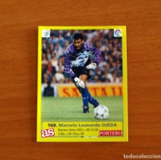 Cromos de Fútbol: TENERIFE - 169 OJEDA - DIARIO AS 1995-1996, 95-96 - NUNCA PEGADO. Lote 262918365