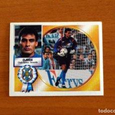 Cromos de Fútbol: TENERIFE - OJEDA - COLOCA - EDICIONES ESTE 1994-1995, 94-95 - NUNCA PEGADO. Lote 262918440