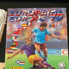 Cromos de Fútbol: EUROPA 96 COMPLETO BUEN ESTADO. Lote 262932070