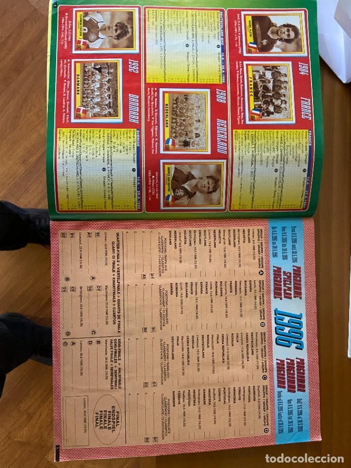 Cromos de Fútbol: europa 96 completo buen estado - Foto 3 - 262932070