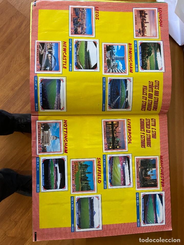 Cromos de Fútbol: europa 96 completo buen estado - Foto 4 - 262932070