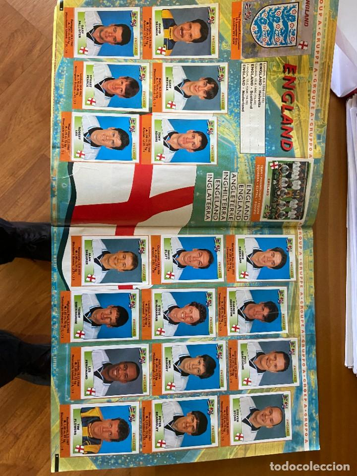 Cromos de Fútbol: europa 96 completo buen estado - Foto 5 - 262932070