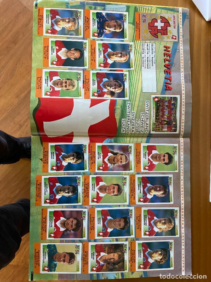 Cromos de Fútbol: europa 96 completo buen estado - Foto 6 - 262932070