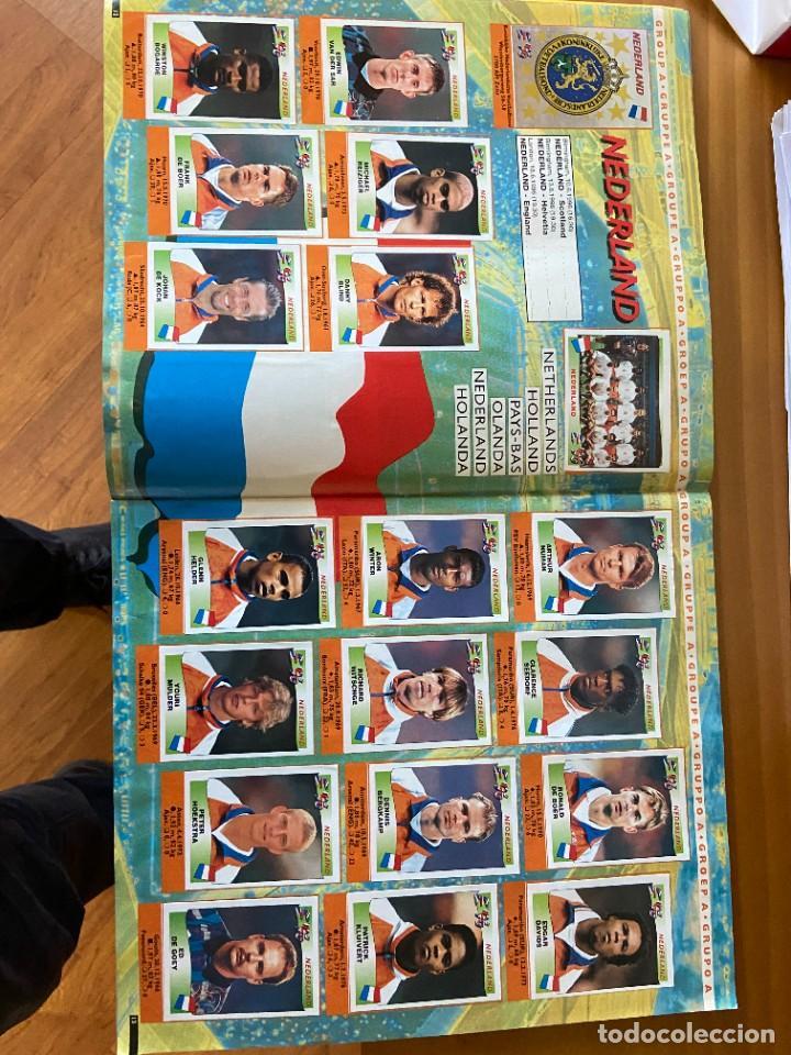 Cromos de Fútbol: europa 96 completo buen estado - Foto 7 - 262932070