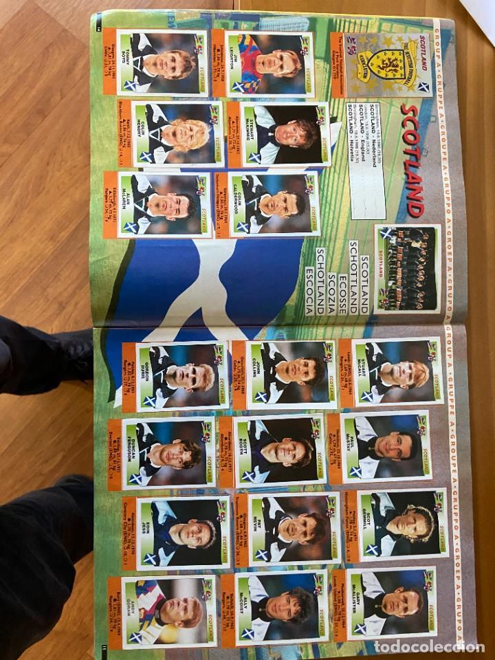 Cromos de Fútbol: europa 96 completo buen estado - Foto 8 - 262932070
