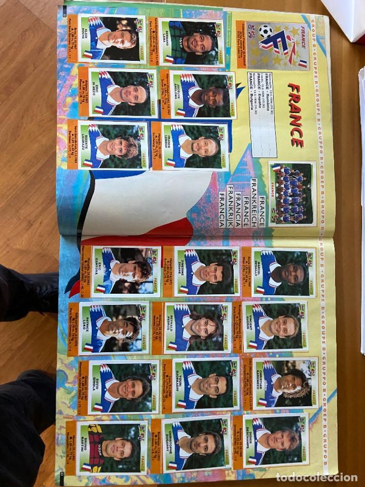 Cromos de Fútbol: europa 96 completo buen estado - Foto 13 - 262932070