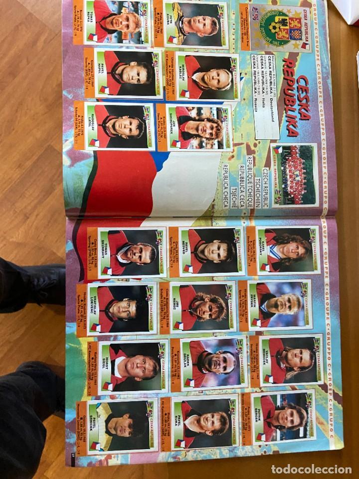 Cromos de Fútbol: europa 96 completo buen estado - Foto 15 - 262932070