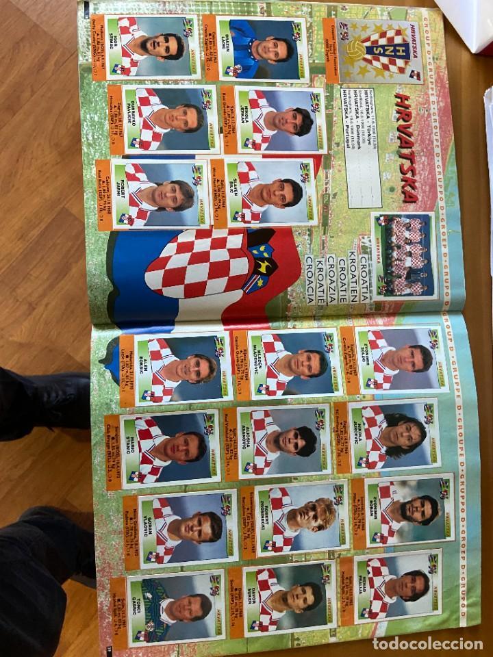 Cromos de Fútbol: europa 96 completo buen estado - Foto 21 - 262932070