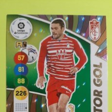 Cromos de Fútbol: CROMO 430 JORGE MOLINA GRANADA FACTOR GOL ADRENALYN 20-21. Lote 263000570