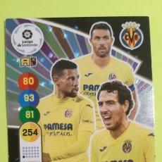 Cromos de Fútbol: CROMO 438 COMANDANTES VILLARREAL SUPER HEROES ADRENALYN 20-21. Lote 263000850