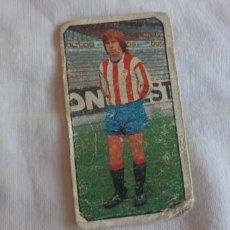 Cromos de Fútbol: (SE) CROMO ESTE, LIGA 77 / 78 - KILLER - SPORTING GIJÓN. SIN PEGAR. Lote 263001965