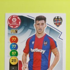 Cromos de Fútbol: CROMO 221 POSTIGO LEVANTE ADRENALYN 20-21. Lote 263003245
