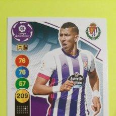 Cromos de Fútbol: CROMO 330 EL YAMIQ VALLADOLID ADRENALYN 20-21. Lote 263003300