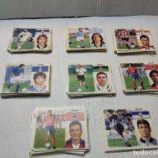 Cromos de Fútbol: LIGA ESTE 1999/00 LOTE 149 CROMOS NO PEGADOS ALGUNAS INTERESANTES. Lote 263034570