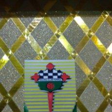Cromos de Fútbol: CROMO DE FUTBOL ESCUDO DEL RACING FERROL NUMERO 562 LAS FICHAS DE LA LIGA 2003 MUNDICROMO *. Lote 263096900