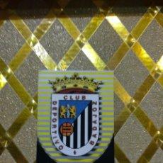 Cromos de Fútbol: CROMO DE FUTBOL ESCUDO DEL BADAJOZ NUMERO 565 LAS FICHAS DE LA LIGA 2003 MUNDICROMO *. Lote 263096930