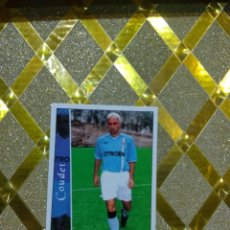 Cromos de Fútbol: CROMO DE FUTBOL COUDET CELTA DE VIGO NUMERO 580 + LAS FICHAS DE LA LIGA 2003 MUNDICROMO *. Lote 263097015