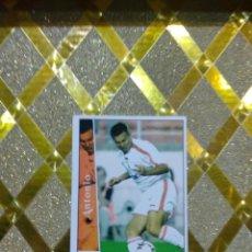 Cromos de Fútbol: CROMO DE FUTBOL OSCAR SEVILLA NUMERO 586 + LAS FICHAS DE LA LIGA 2003 MUNDICROMO *. Lote 263097030