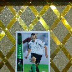 Cromos de Fútbol: CROMO DE FUTBOL MATABUENA RACING DE SANTANDER NUMERO 595 + LAS FICHAS DE LA LIGA 2003 MUNDICROMO *. Lote 263097100