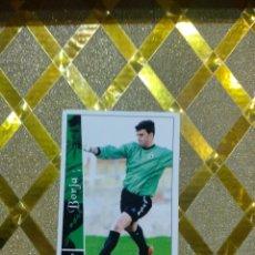 Cromos de Fútbol: CROMO DE FUTBOL BORJA RACING DE SANTANDER NUMERO 596 + LAS FICHAS DE LA LIGA 2003 MUNDICROMO *. Lote 263097120