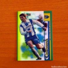 Cromos de Fútbol: ALAVÉS - 539, COROMINA, REVELACIÓN BRILLO LISO - LAS FICHAS DE LA LIGA MUNDICROMO 2005-2006-05-06. Lote 263129070