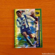 Cromos de Fútbol: ALAVÉS - 539, COROMINA, REVELACIÓN BRILLO AGUAS - LAS FICHAS DE LA LIGA MUNDICROMO 2005-2006-05-06. Lote 263129125