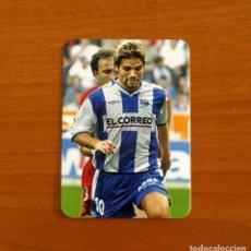 Cromos de Fútbol: ALAVÉS - Nº 540, DE LUCAS - EL MEJOR - LAS FICHAS DE LA LIGA MUNDICROMO 2005-2006-05-06. Lote 263129290