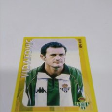 Cromos de Fútbol: PANINI 98/99 N° 111 VIDAKOVIC - BETIS.. Lote 263190500